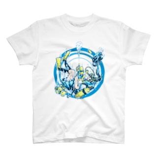 Dive Shot ! T-shirts