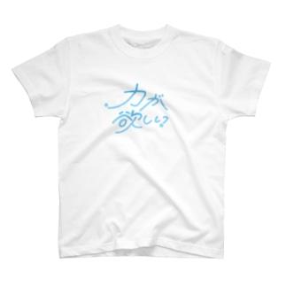 力が欲しい人のためのグラデ Tシャツ