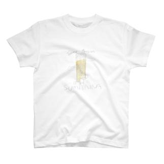 タワマン T-shirts