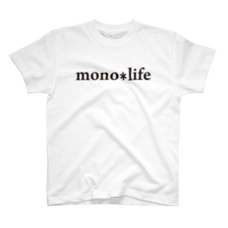 mono*life T-shirts