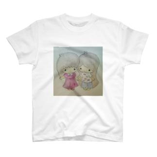 mao & yuiko T-shirts
