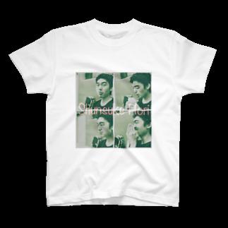 Shinnnの自分用 T-shirts