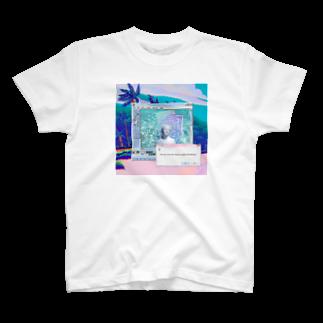 DEMUCHiN SHOPのHeisei last summer T-shirts