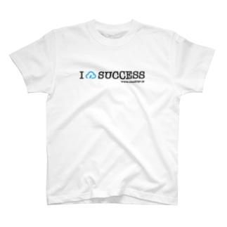 I CloudSign SUCCESS T-shirts