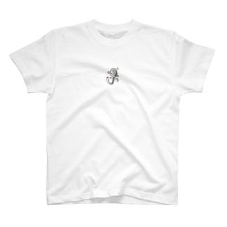 快感スプーン T-shirts