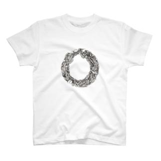 マーシャンリース T-shirts
