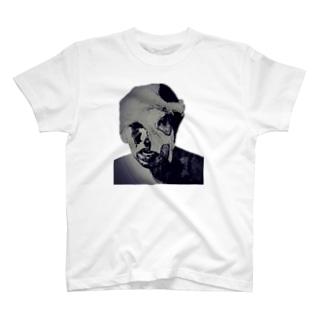 マスク剥ぎ    T-shirts