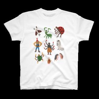 本濃研太の店の虫たち! Tシャツ! Tシャツ