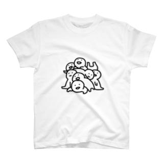 はじめてのお文具さん T-shirts