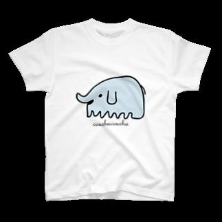 セペッペのcoushacousha T-shirts