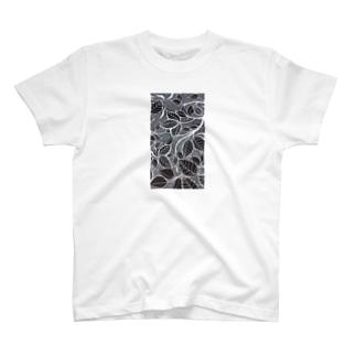 葉っぱとはっぱ T-shirts
