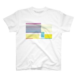 バグ_car T-shirts