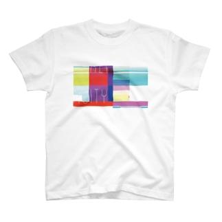 バグ_university T-shirts