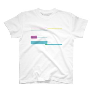 バグ_white T-shirts