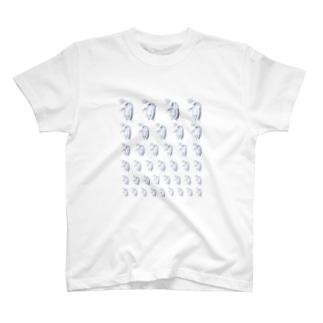 みじんこ1 T-shirts