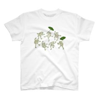 蛙ちゃん T-shirts