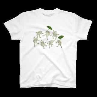 Ватанабеの蛙ちゃん T-shirts
