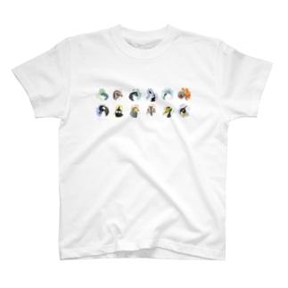 12ペンギンズ T-shirts