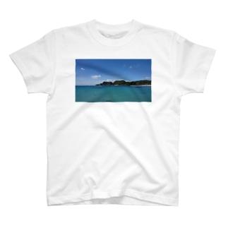 海(国内) T-shirts