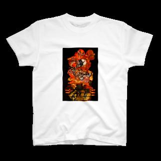 古川 曻一の五所川原立佞武多 『杙』 T-shirts