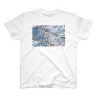 グレーゾーン T-shirts