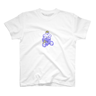 TRICYCLE BOY T-shirt T-shirts