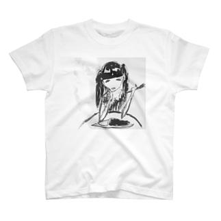 ルカタマカレー Tシャツ