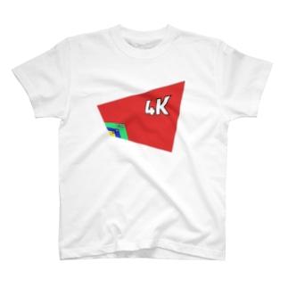 4K T-shirts