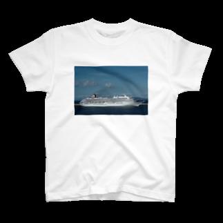 古川 曻一の飛鳥 Ⅱ T-shirts