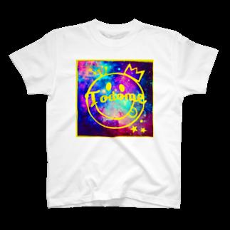 TODOMEのTODOME ギャラクシー T-shirts