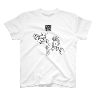 ロッポンギヘルズ_スモーキン T-shirts
