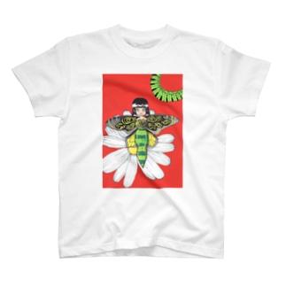 ソシ美@蝶 T-shirts