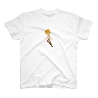 やまぶきちゃん T-shirts