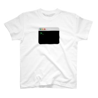 TERMINAL Tシャツ