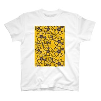 ハイビスカスダヨワカルヨネ① T-shirts