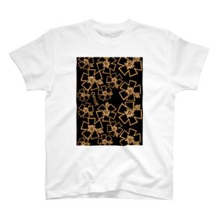 ハイビスカスダヨワカルヨネ④ T-shirts