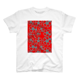 ハイビスカスダヨワカルヨネ③ T-shirts