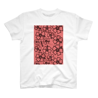 ハイビスカスダヨワカルヨネ⑥ T-shirts