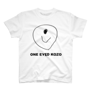 ONE EYED KOZO T-shirts