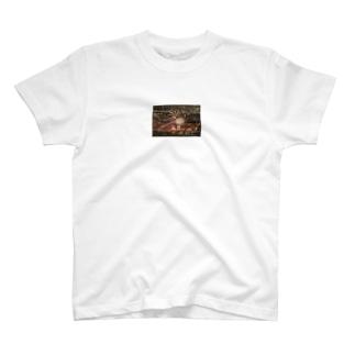花火大会!!長良川~ T-shirts