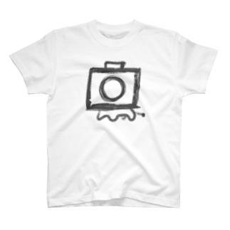 カメライオン T-shirts