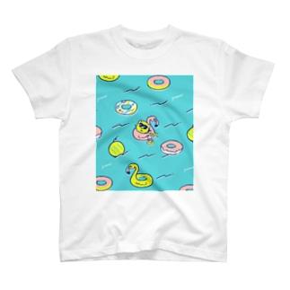 Summer DARY Tシャツ
