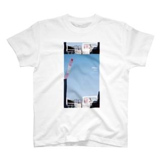 渋谷の街並 T-shirts