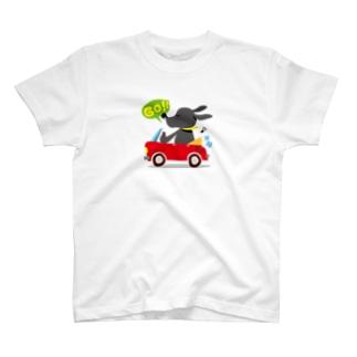 黒ラブしんちゃん T-shirts