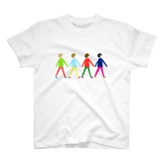 なかよしフレンズ T-shirts