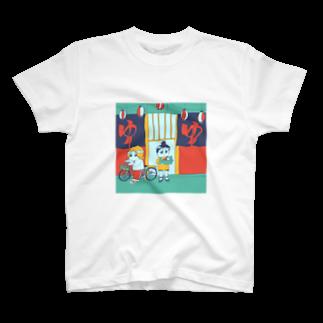 浜村満果の夏の銭湯 T-shirts