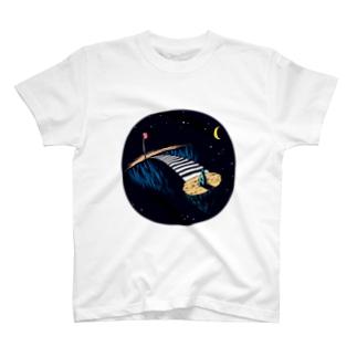 信号待ち Tシャツ