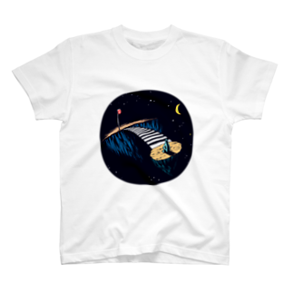 石田和人の信号待ち T-shirts