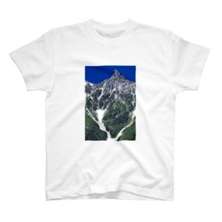 槍ヶ岳 T-shirts