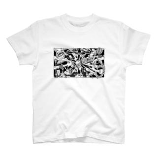 友へ捧ぐ T-shirts